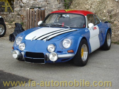 alpine a110 a vendre en allemagne tracteur agricole. Black Bedroom Furniture Sets. Home Design Ideas